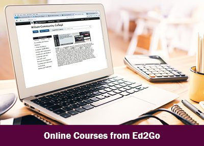 Online Courses from Ed2Go