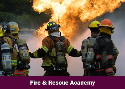 Fire & Rescue Academy image