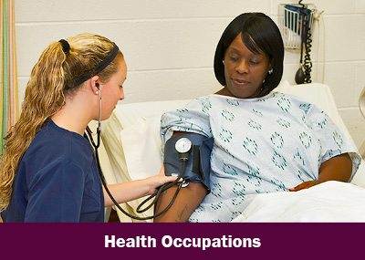 Health Occupations image