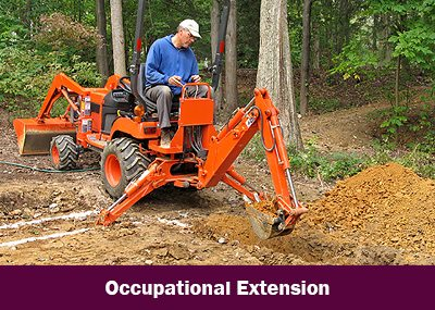 Occupational Extension image