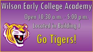 Wilson Early College Acadmey - Go Tigers!