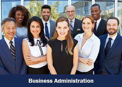 Business Administration graphic