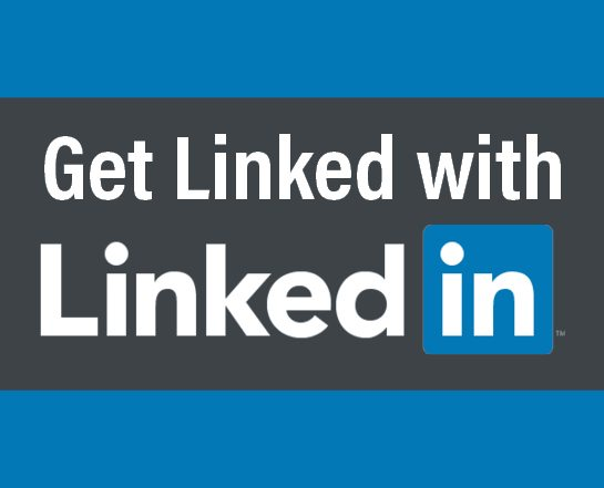 Get Linked with LinkedIn