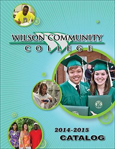 2014-2015 Wilson CC Catalog