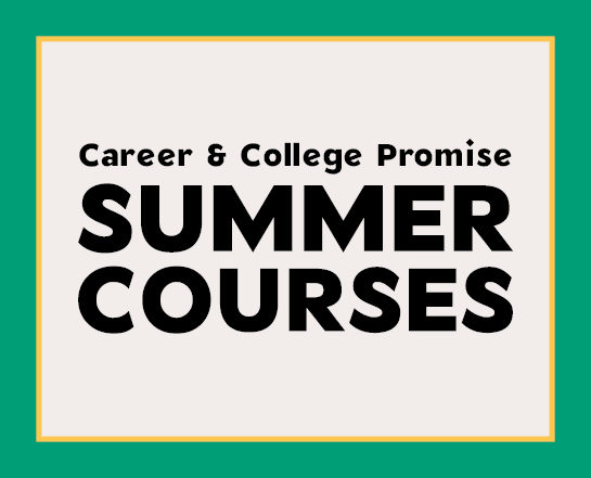 Career & College Promise Summer Courses