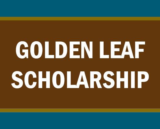 Golden Leaf Scholarship