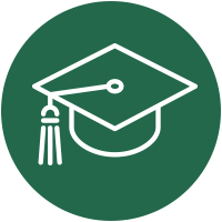 Wilson Community College - Graduation Icon