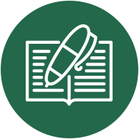 Wilson Community College - Pen Book Icon