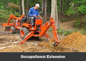 Occupational Extension