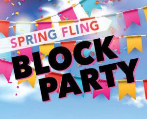 Spring Fling Block Party
