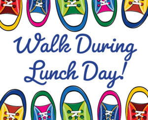 Walk During Lunch Day