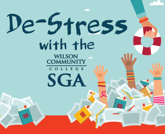 De-Stress with the SGA
