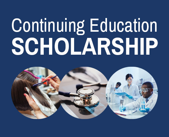 Continuing Education Scholarship