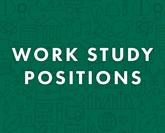 Work Study Positions