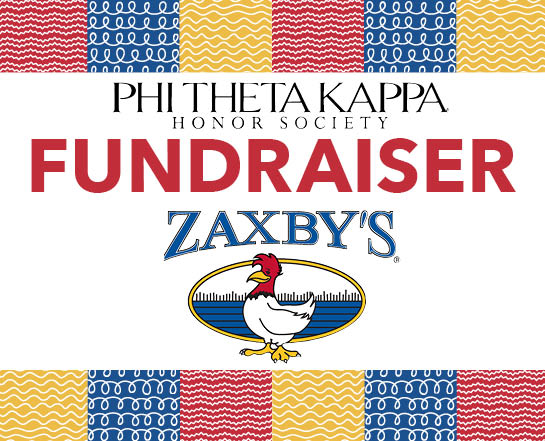 PTK Honor Society Zaxby's Fundraiser