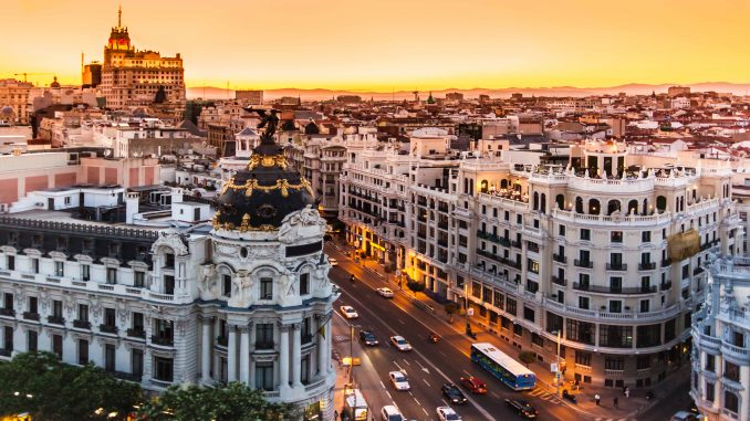 Enjoy Madrid!