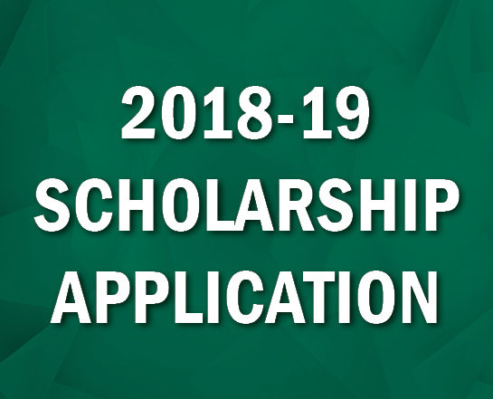 2018-19 Scholarship Application