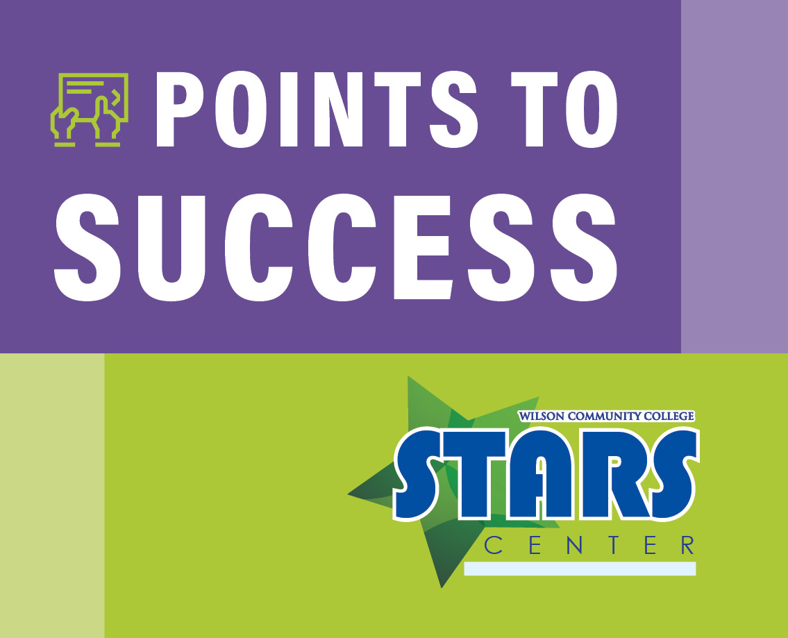 STARS Center Points to Success