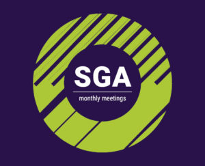 SGA Monthly Meetings