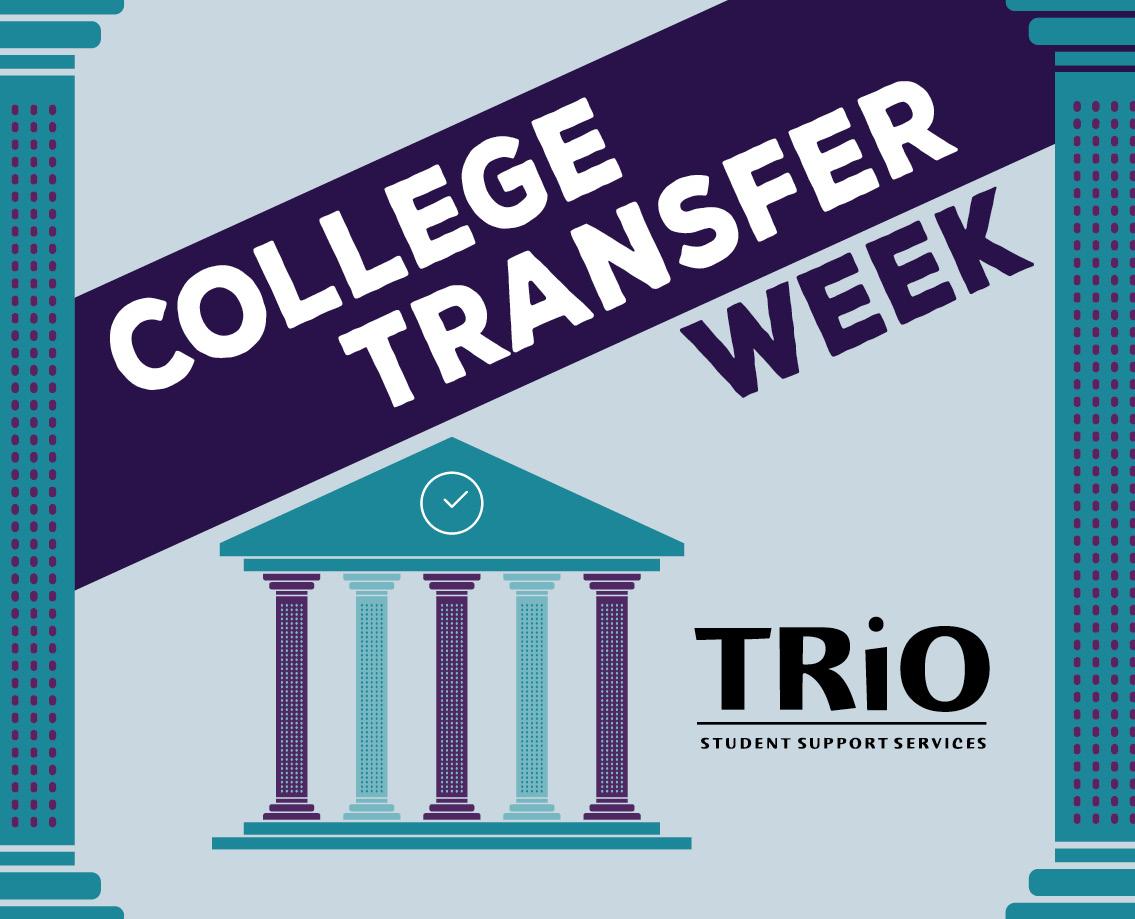 TRiO College Tranfer Week