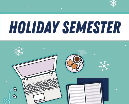 Holiday Semester