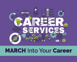 March Into Your Career