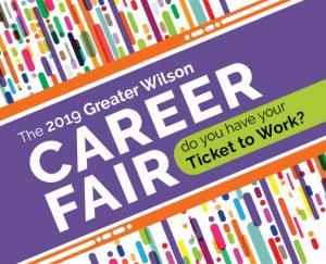 The 2019 Greater Wilson Career Fair