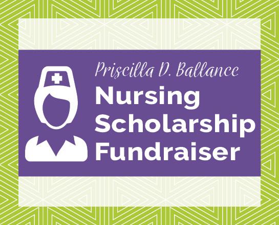 Priscilla D. Ballance Nursing Scholarship Fundraiser