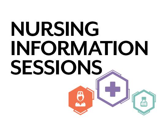 Nursing Info Sessions