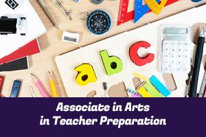Associate in Arts in Teacher Preparation