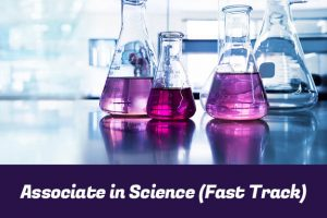 Associate in Science (Fast Track)