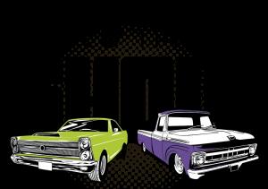 wilson community college car & truck show