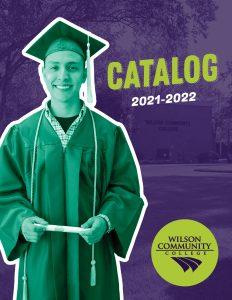 Catalog 2021-2022 Cover