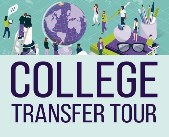 college transfer tour