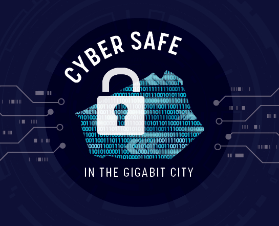 cyber safe in the gigabit city