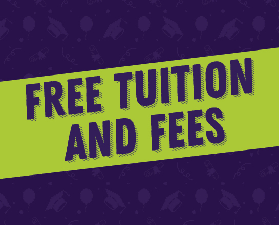 Free tuition and fees
