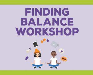 finding balance workshop