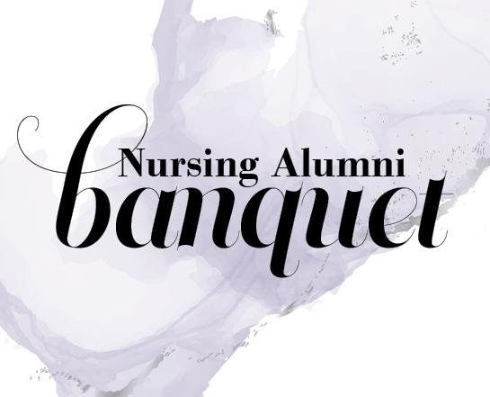 nursing alumni banquet