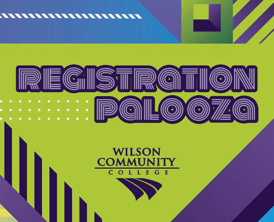 Registrationpalooza at Wilson Community College