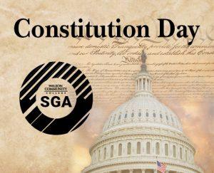 SGA Constitution Day
