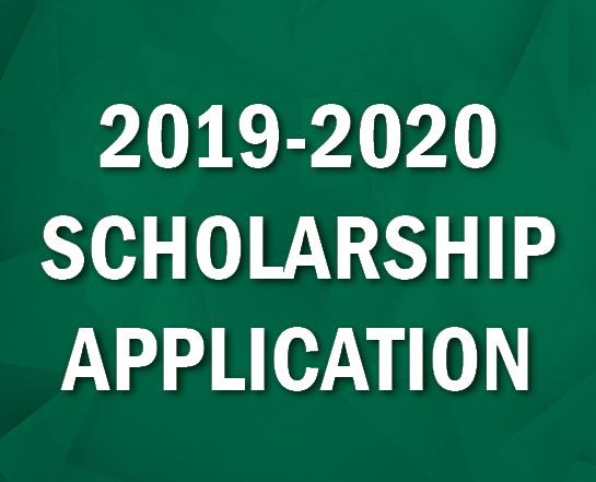 2019-2020 scholarship application