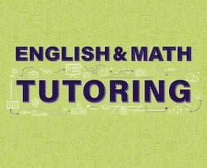 English and Math Tutoring